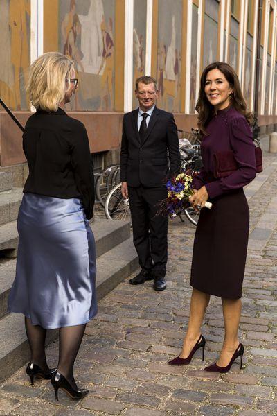 Princess Mary celebrates 100 years of the Danish Supreme Court, September 2019