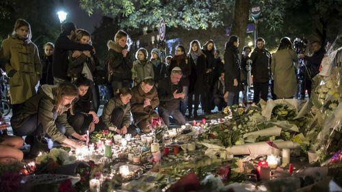 Bataclan survivors confront fears on return to Paris attack scene