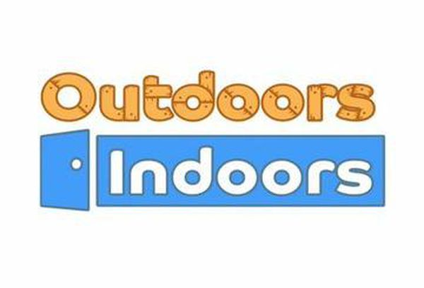 Outdoors Indoors