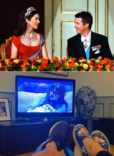 Princess Mary and Crown Prince Frederik share their isolation activity during the coronavirus crisis.