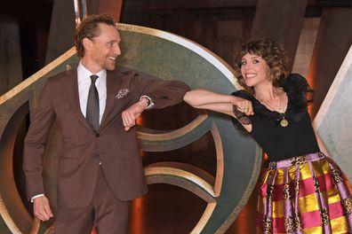 Tom Hiddleston, Sophia Di Martino