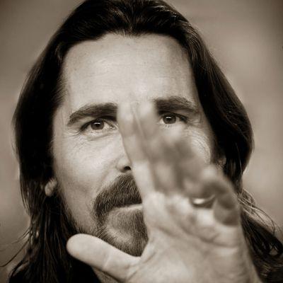 <p>Christian Bale</p>