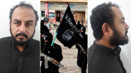 """The SDF statement said Awaid was """"one of the most dangerous terrorists"""" in the IS organisation and had directly helped plan and execute more than 40 attacks in Deir Al-Zour."""