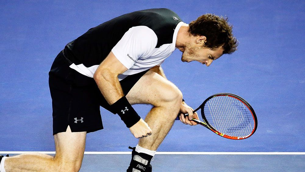 Murray holds no fear of history or Novak