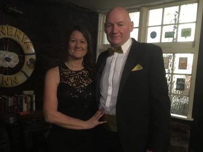Shelly and Martin Jones