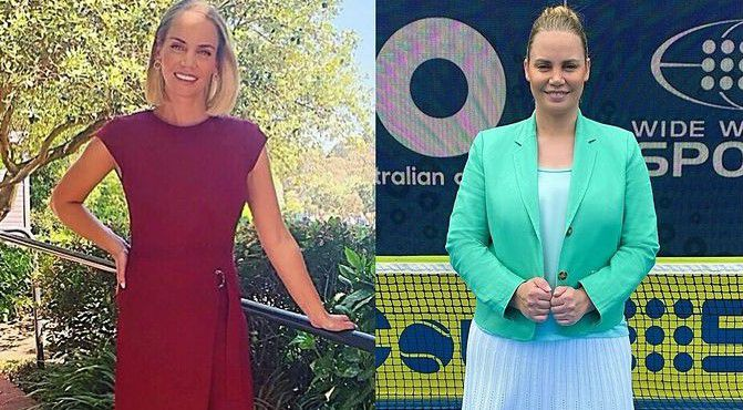 Jelena Dokic hits out at body shamers after receiving cruel messages about appearance