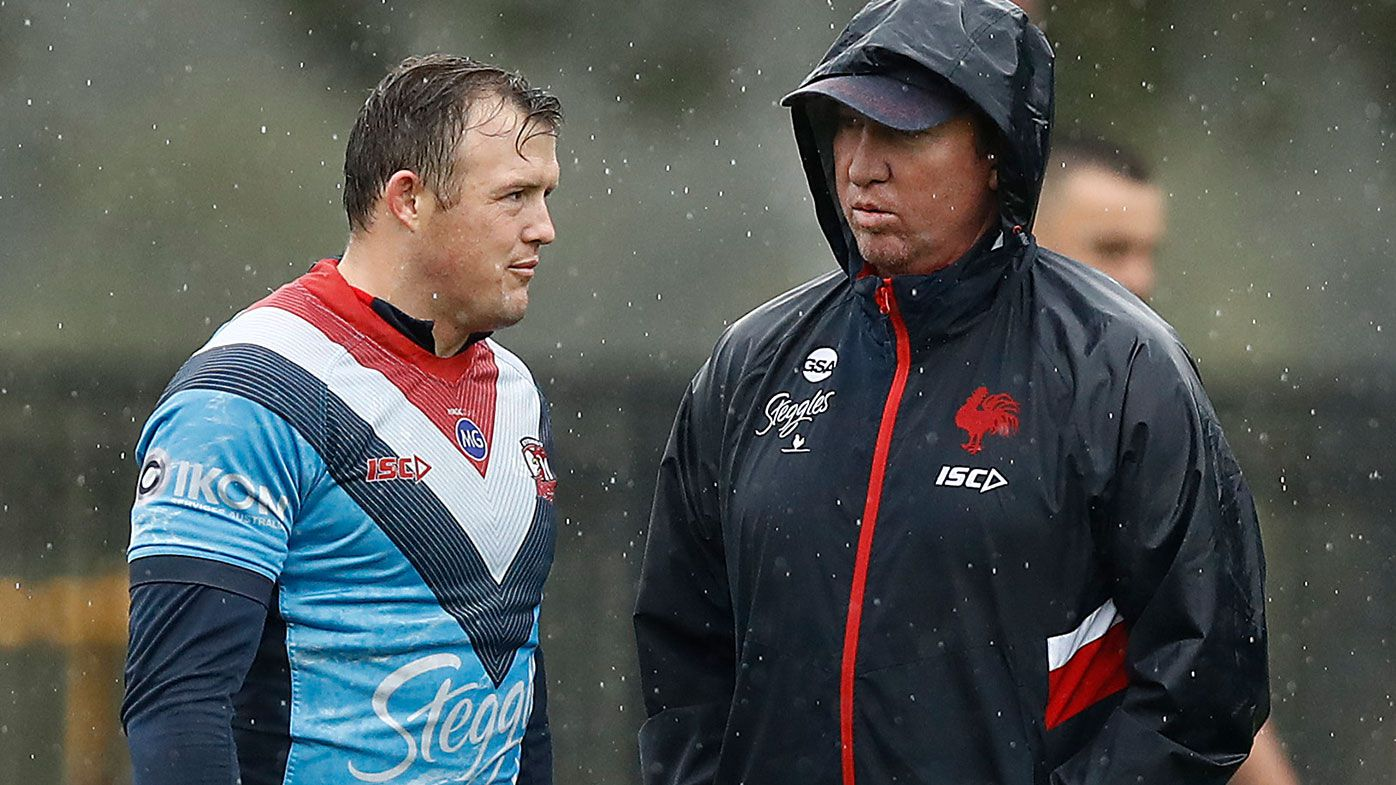 EXCLUSIVE: Peter Sterling says 'ageing' Roosters have big decisions to make