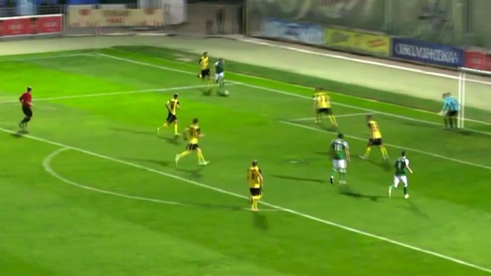 Match fixing suspected after own goal in Ukranian second division