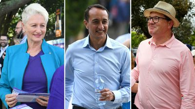 Battle for Wentworth sees government majority in doubt