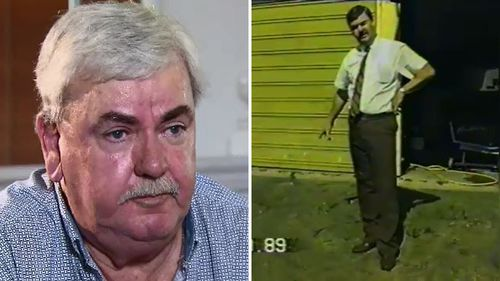 Meanwhile, Austin's partner, Pat Clancy, told 9News Wigginton is a 'big bully' and someone who is 'enjoying the notoriety'.