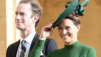 Pippa Middleton gives birth to first baby