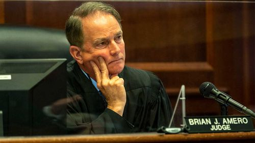 Superior Court Judge Brian Amero rejected a bid to let a Republican group audit absentee ballots in Atlanta.