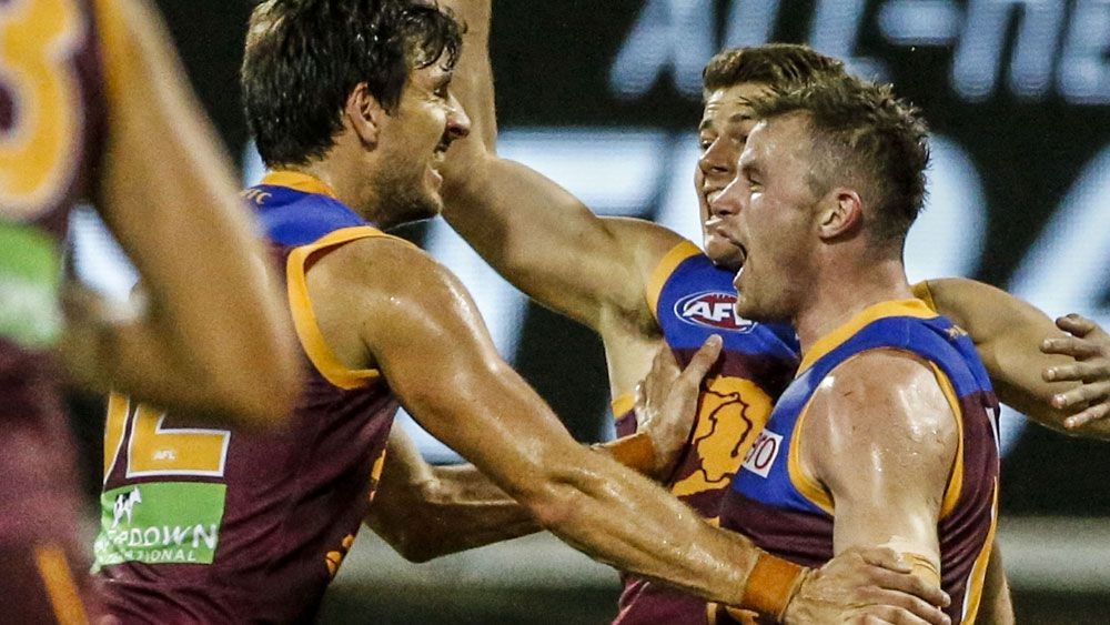 Lions chalk up another QClash win