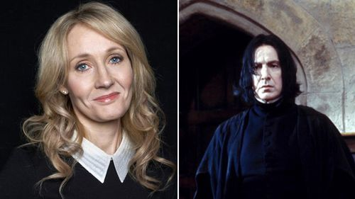 J.K. Rowling offers up explanation for Snape plotline – sends internet into a frenzy