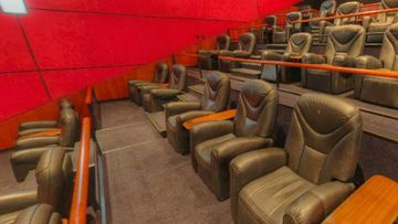 Man dies after getting head stuck in cinema seat