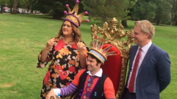 Moomba Festival King and Queen announced