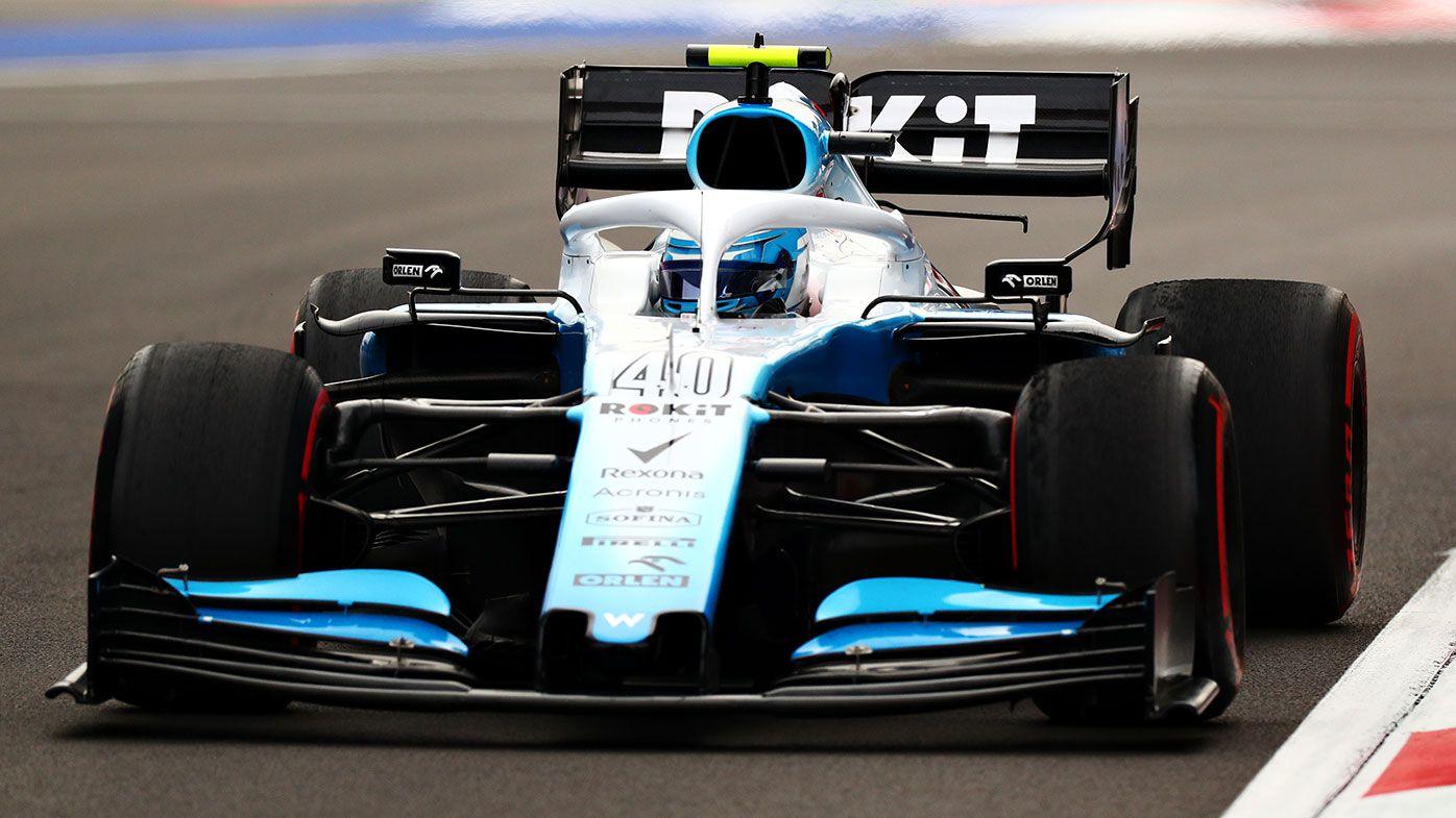Williams confirms Nicholas Latifi for 2020 Formula One season