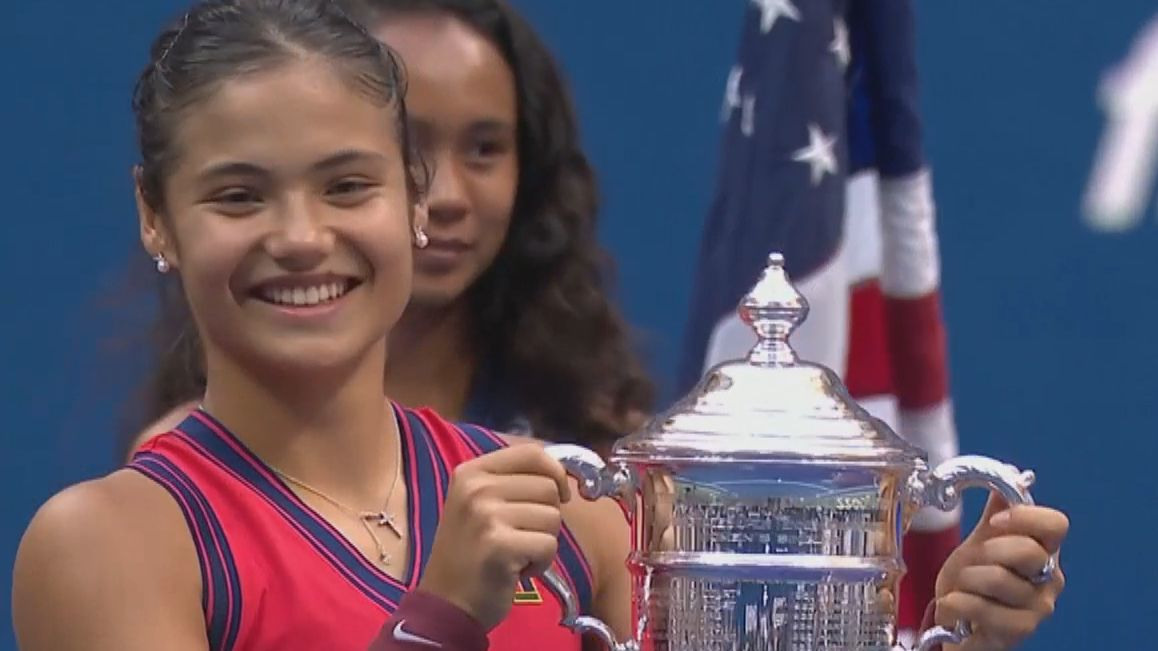 Emma Raducanu back in Britain and in demand after US Open win, Tennis boss' warning over $1 billion call