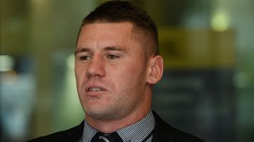 Former NRL player Shaun Kenny-Dowall handed good behaviour bond over drug possession