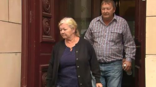 Christine Loader spoke of her grief in a victim impact statement today. (9NEWS)