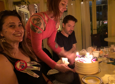 Natasha Ott coronavirus death birthday celebration