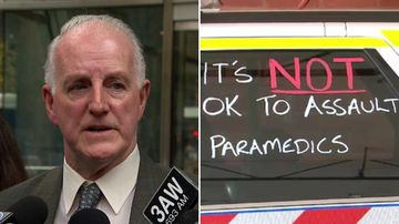 Attacks on emergency workers 'on par with murder'