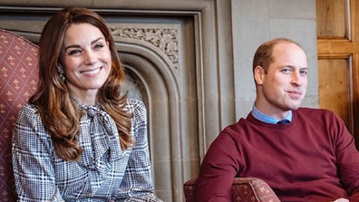 The Duke and Duchess of Cambridge have placed calls to health workers.
