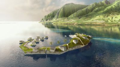 <strong>Floating cities are coming – and here's what they'll look like</strong>