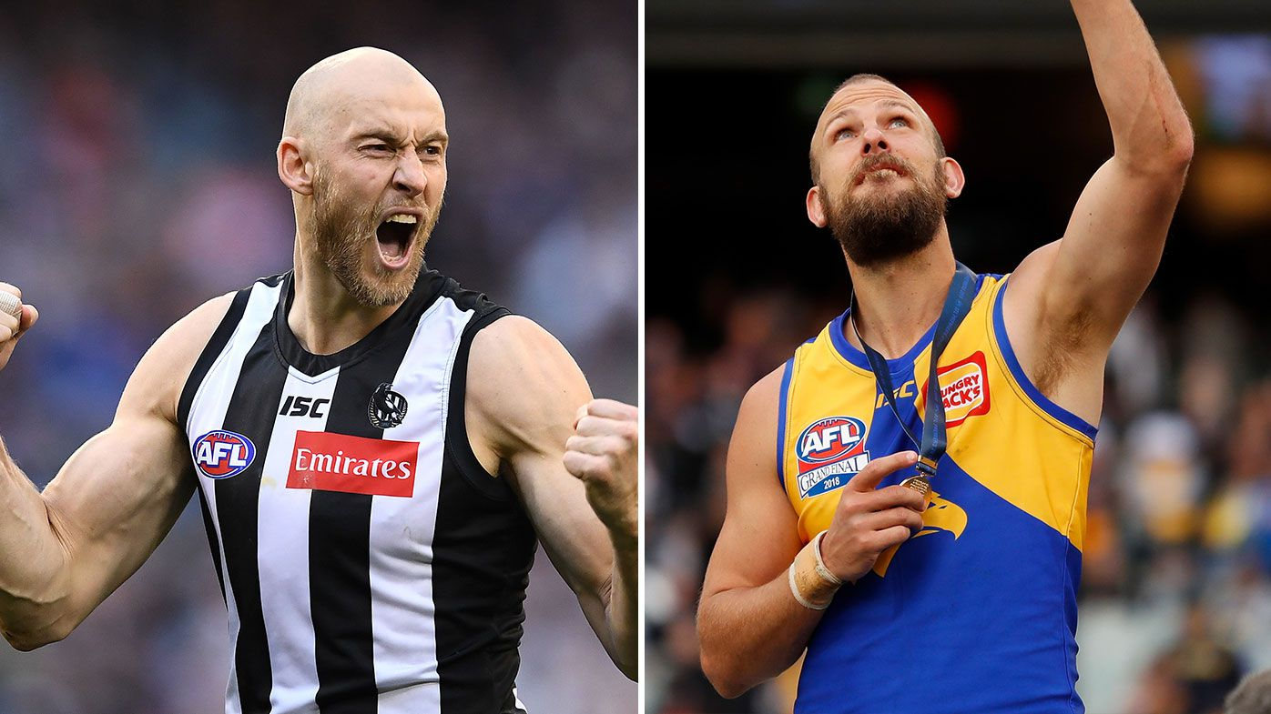 Will Schofield and Ben Reid announce AFL retirements