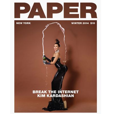 That time Kim broke the internet with her Paper magazine cover