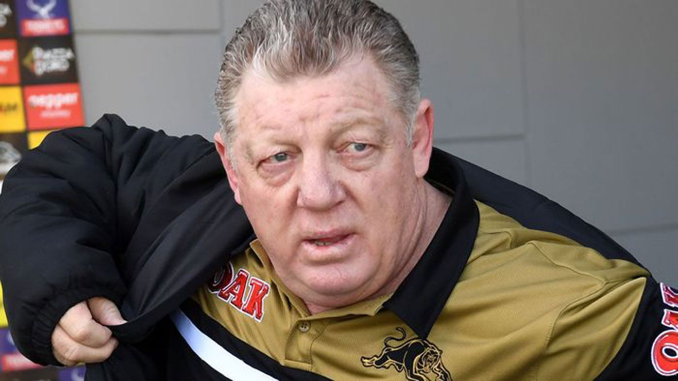 Penrith great Greg Alexander declares 'Gus is going nowhere'