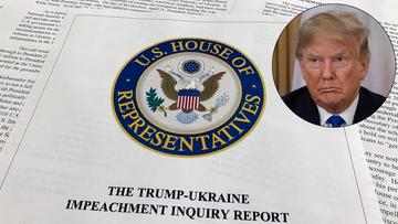Trump Democrat IMpeachment report