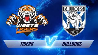 Round 12: West Tigers v Canterbury Bulldogs