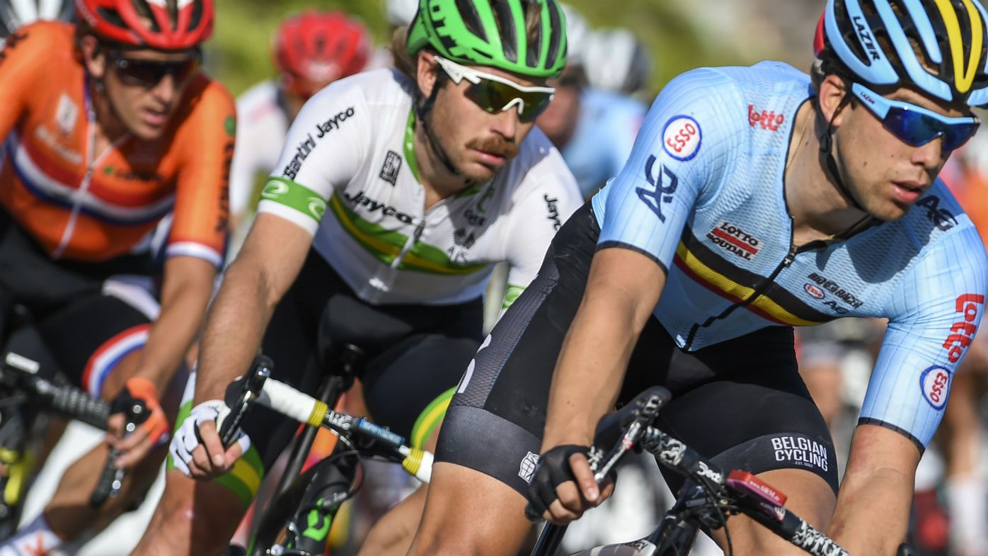 Mitchell Docker rides