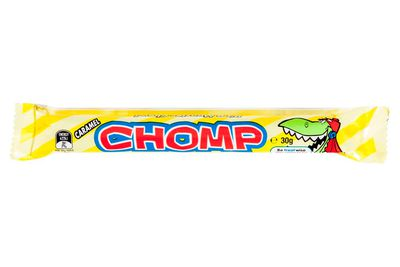 Chomp: Almost 4 teaspoons of sugar