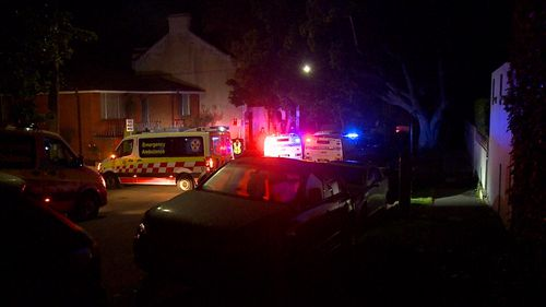 190610 Sydney siege Balmain armed home invader arrested crime news NSW Australia