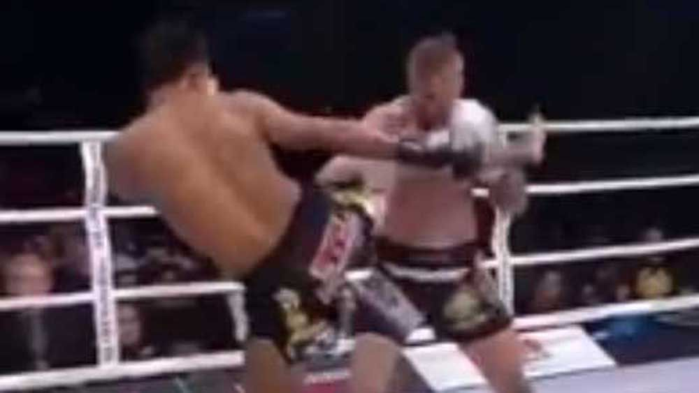 MMA: Referee blasted as fighter suffers triple KO