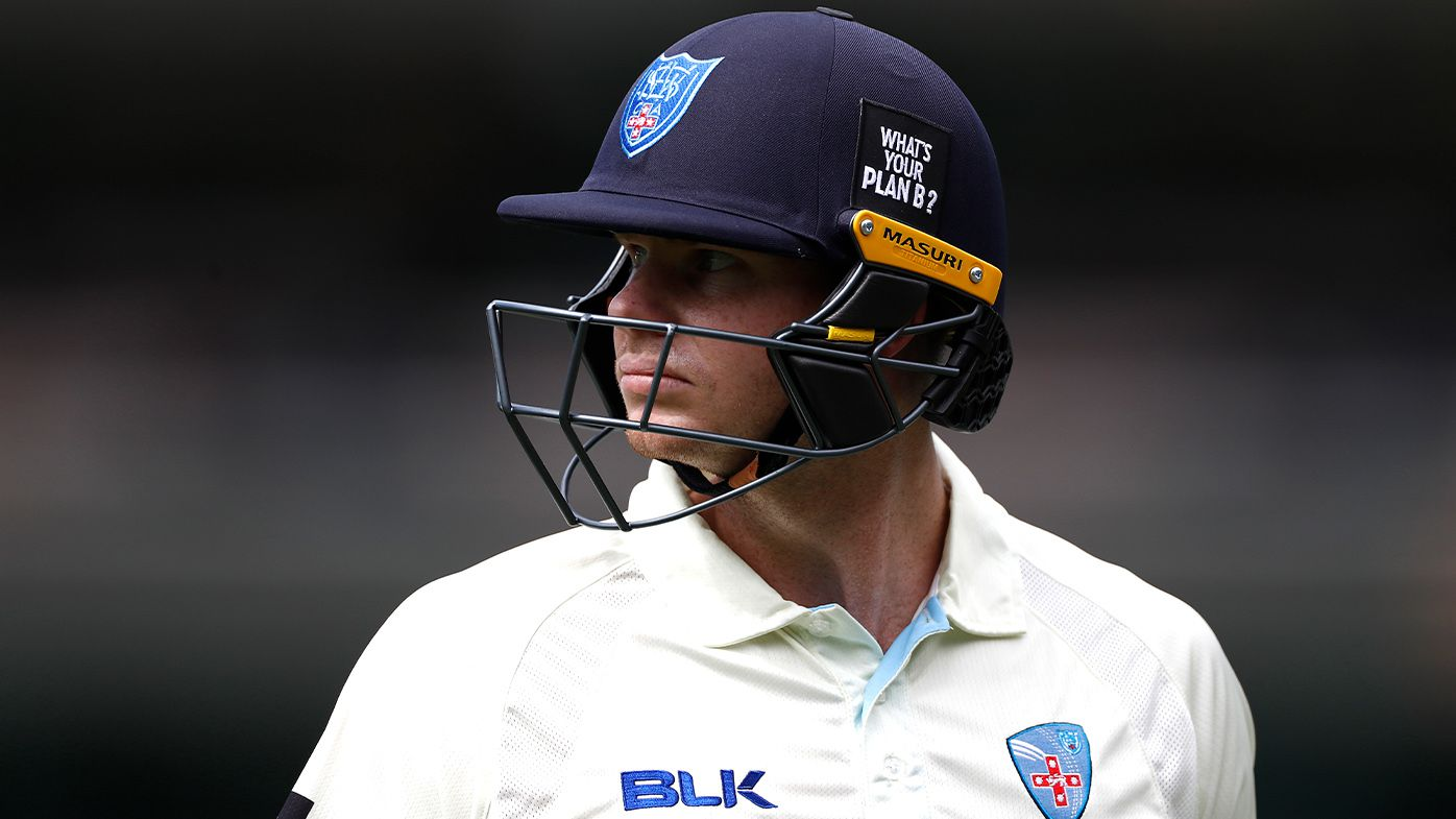 Steve Smith fumes at controversial dismissal, Sean Abbott goes ballistic in Sheffield Shield clash