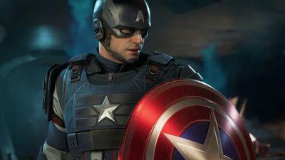 7. Marvel's The Avengers