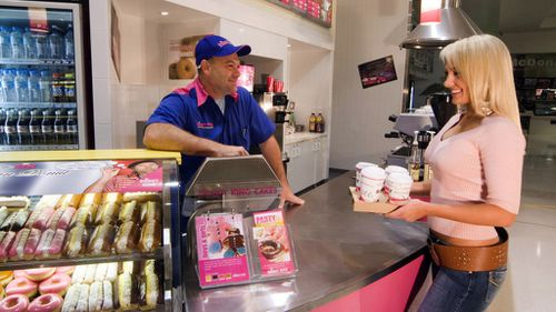 Retail Food Group owns a number of franchises, including Donut King. (AAP)