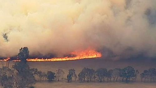 Dozen houses destroyed, 20 more feared lost in SA bushfires