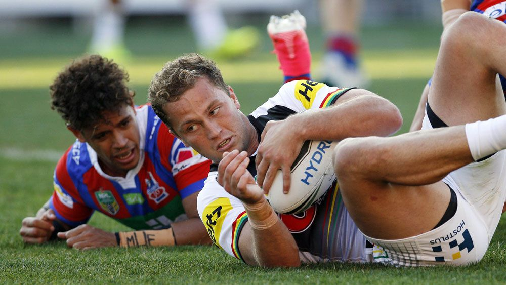 Penrith Panthers stage another NRL comeback win against Newcastle Knights