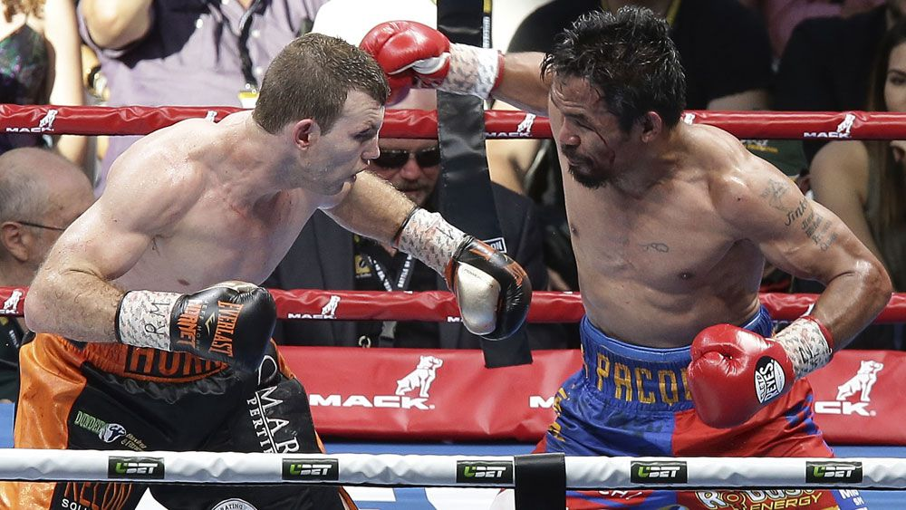 Jeff Horn and Manny Pacquiao rematch on cards in Battle of Brisbane II