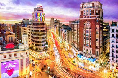 16. Madrid
