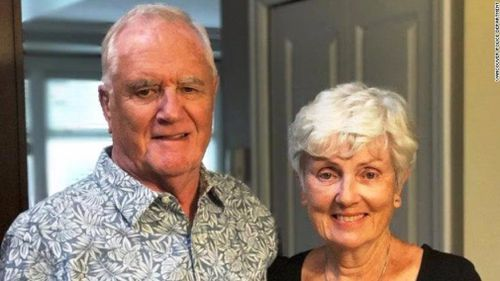 Ian Moore Wilson was killed in the attack, and his wife was injured. (Facebook)