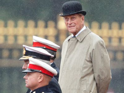 Prince Philip retires from royal duties, August 2017
