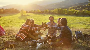 Picnics are sure to be taking place across Sydney this weekend after restrictions were eased slightly.