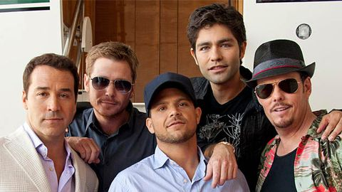 """Entourage finishes with """"Sex and the City""""-style finale"""