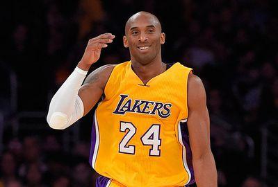 10. Kobe Bryant (basketball) $64 million ($30.5m, $33.5m)