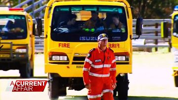 Premier sparks outrage by calling on firies to act as border cops